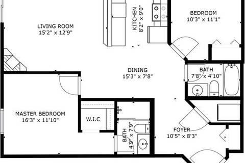 Condo for sale at 70 Panamount Dr Northwest Unit 7314 Calgary Alberta - MLS: C4248786