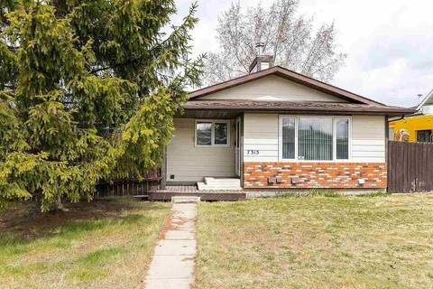 House for sale at 7315 181 St Nw Edmonton Alberta - MLS: E4154839