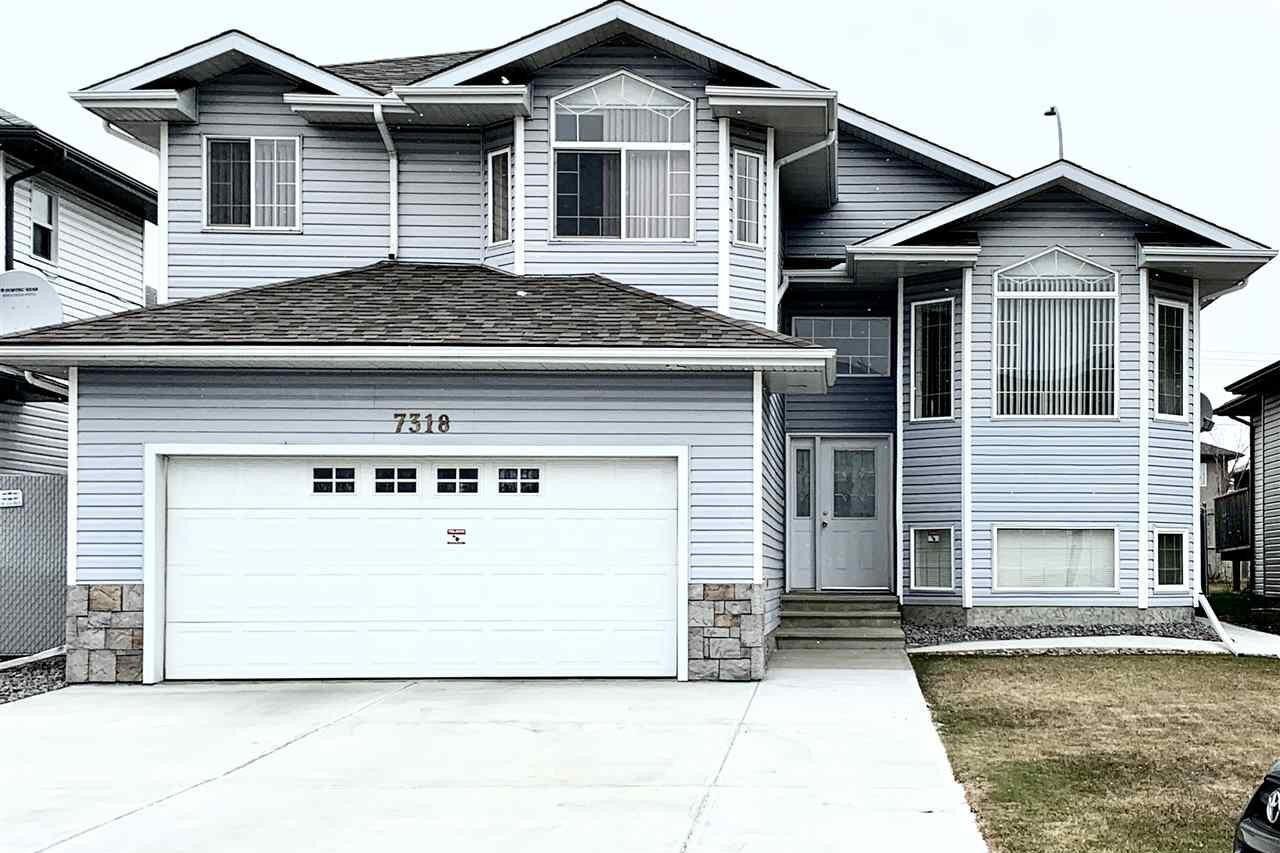 House for sale at 7318 166a Av NW Edmonton Alberta - MLS: E4218732