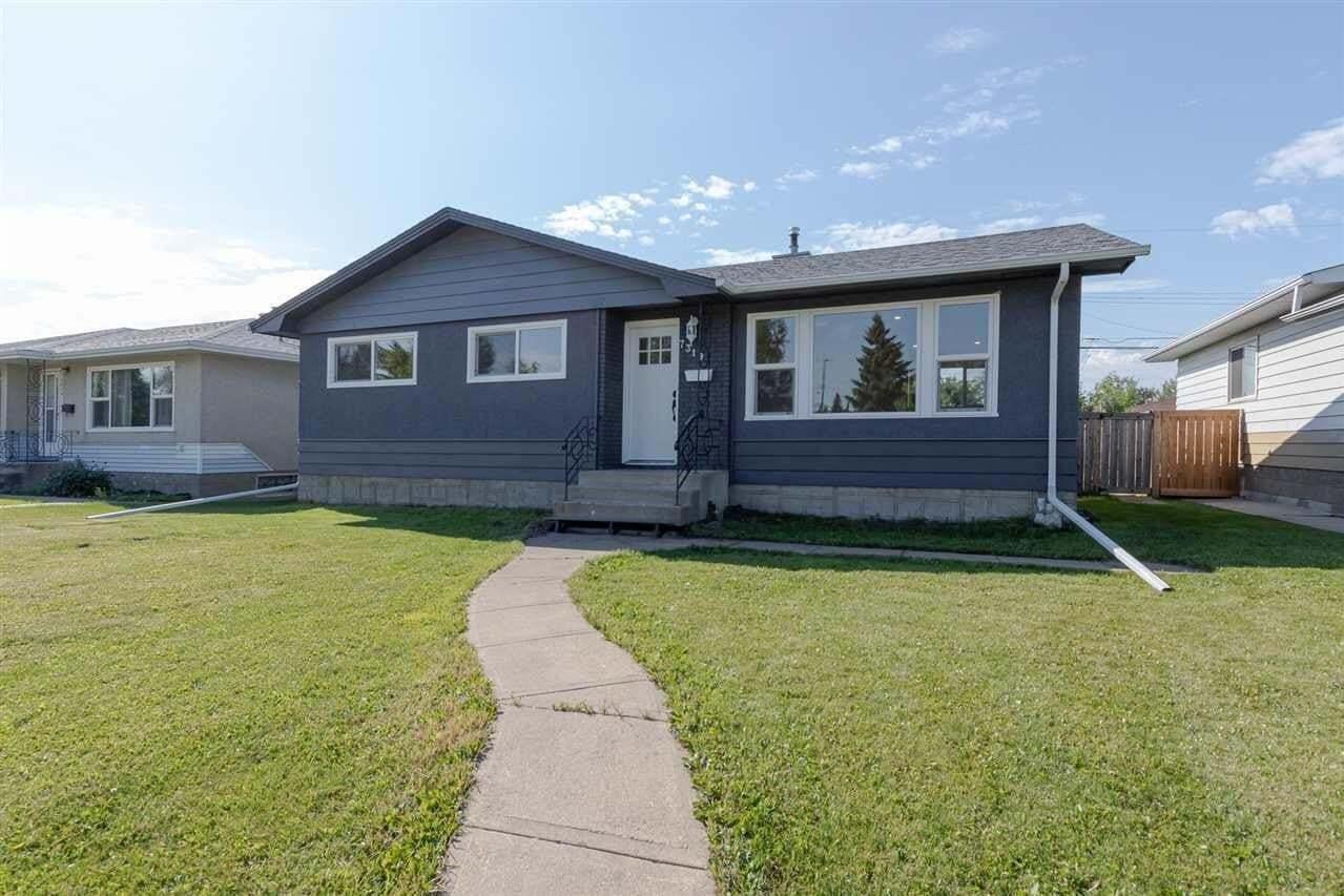 House for sale at 7319 132 Av NW Edmonton Alberta - MLS: E4208625