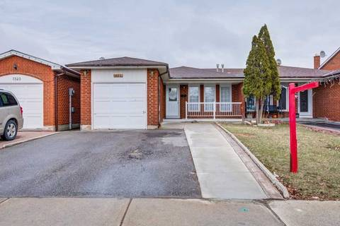 Townhouse for sale at 7319 Sigsbee Dr Mississauga Ontario - MLS: W4413862