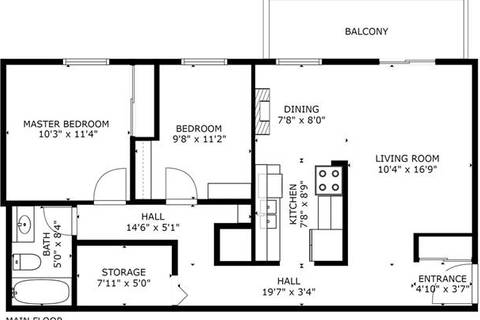 Condo for sale at 11620 Elbow Dr Southwest Unit 732 Calgary Alberta - MLS: C4273012