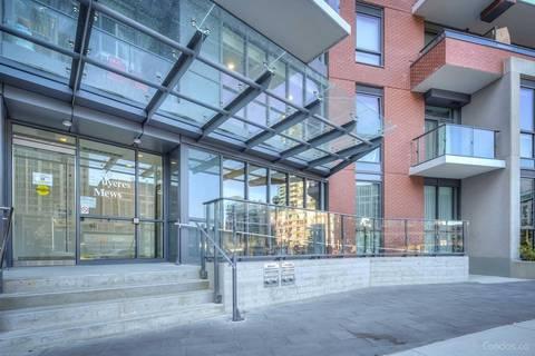 Apartment for rent at 50 Bruyeres Me Unit 732 Toronto Ontario - MLS: C4649959