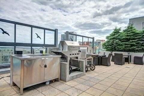 Apartment for rent at 600 Fleet St Unit 732 Toronto Ontario - MLS: C4865346