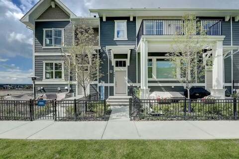 Townhouse for sale at 732 Cranbrook Wk SE Calgary Alberta - MLS: C4301408