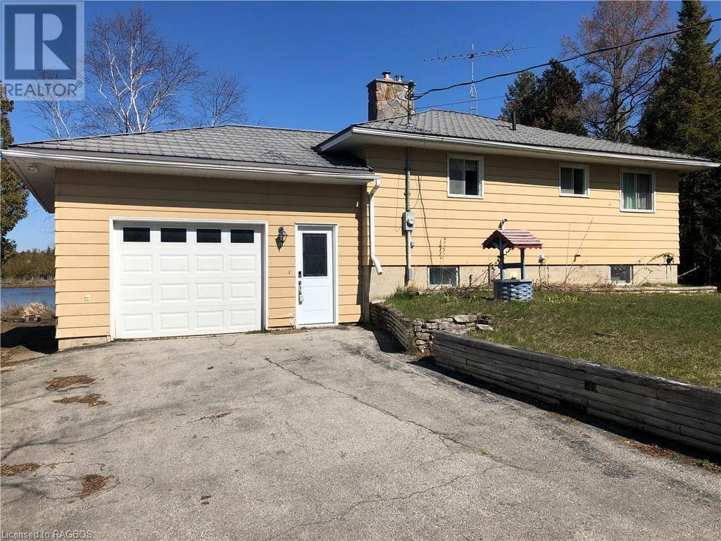 House for sale at 732 Dorcas Bay Rd Tobermory Ontario - MLS: 239149