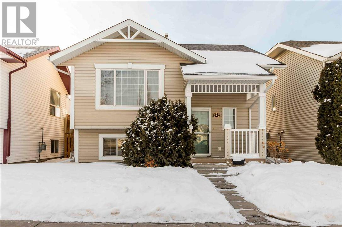 House for sale at 732 Lancaster Dr Red Deer Alberta - MLS: ca0190690