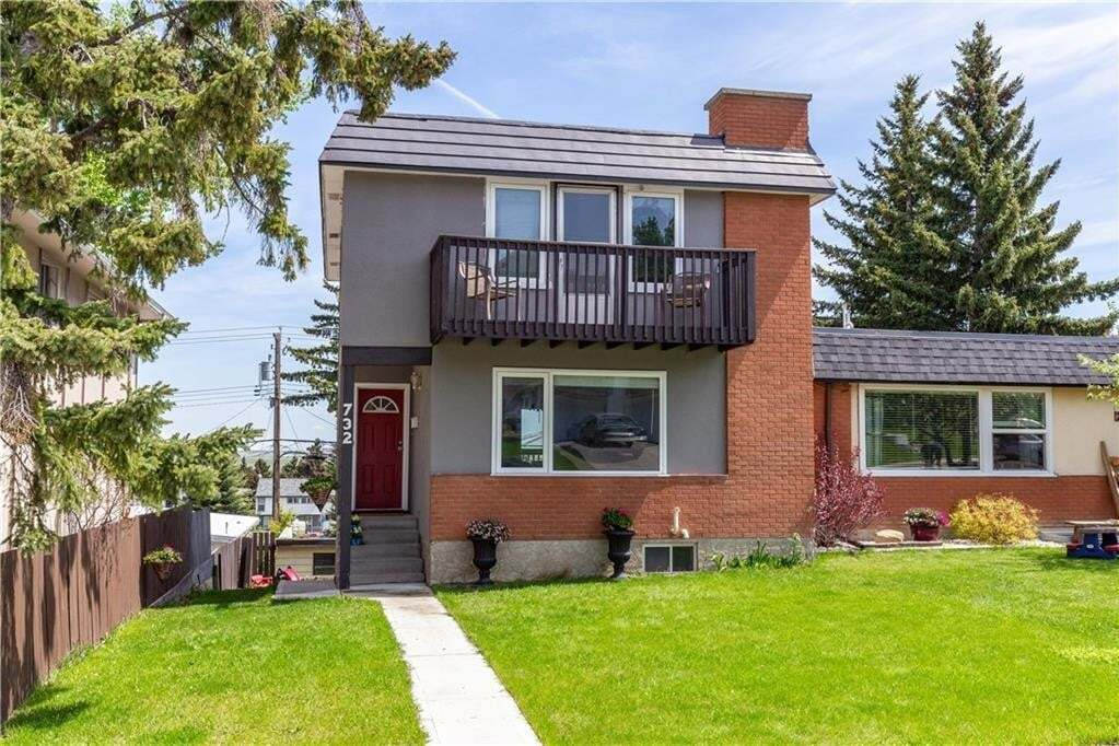Townhouse for sale at 732 Tavender Rd NW Thorncliffe, Calgary Alberta - MLS: C4299796