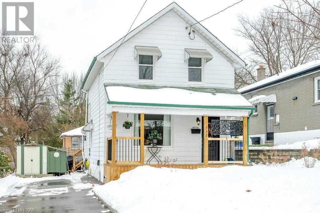 House for sale at 732 Third Ave Peterborough Ontario - MLS: 235882