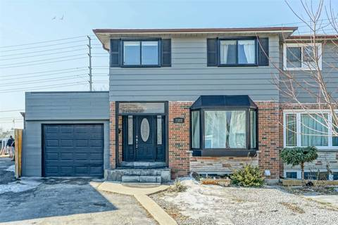 Townhouse for sale at 7322 Sills Rd Mississauga Ontario - MLS: W4390122