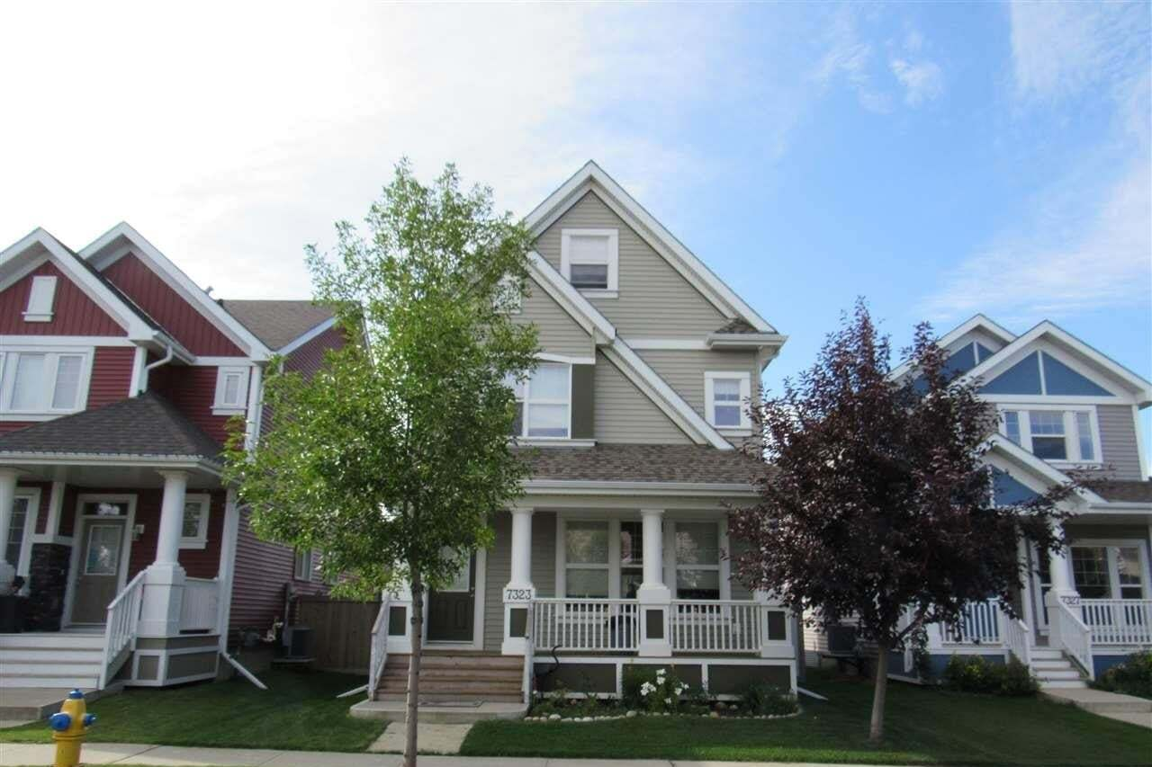 House for sale at 7323 21 Av SW Edmonton Alberta - MLS: E4204430