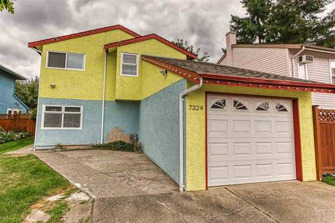 House for sale at 7324 Parkwood Dr Surrey British Columbia - MLS: R2398014