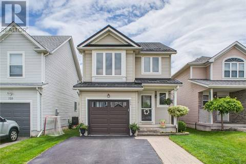 House for sale at 733 Angler Wy Waterloo Ontario - MLS: 30744632
