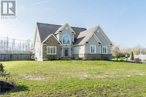 House for sale at 733 Chartersville  Dieppe New Brunswick - MLS: M120484