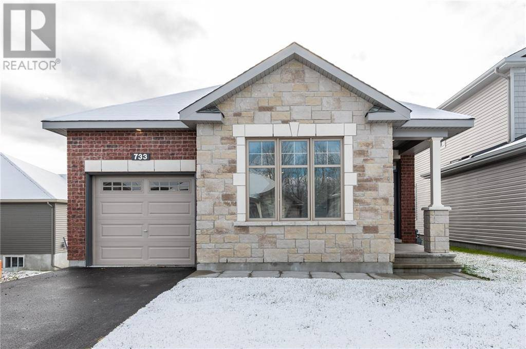 House for sale at 733 Rivage St Rockland Ontario - MLS: 1174989
