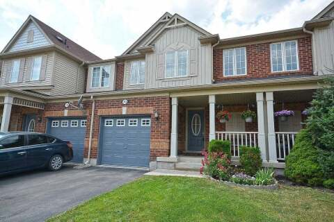 Townhouse for sale at 733 Shortreed Cres Milton Ontario - MLS: W4821900