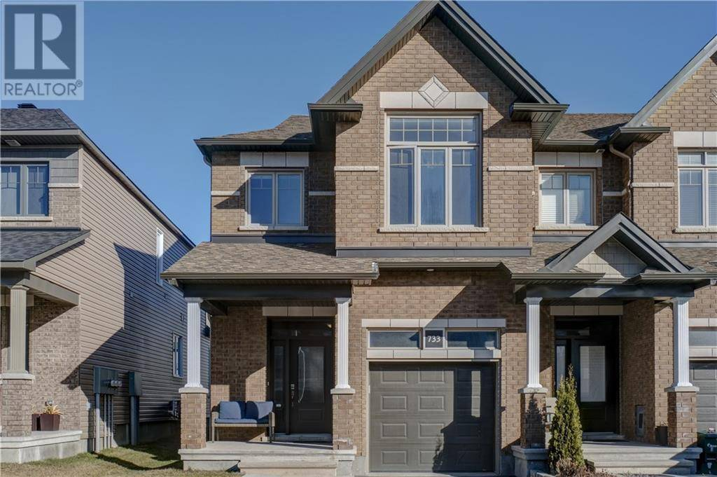 Townhouse for sale at 733 Teasel Wy Ottawa Ontario - MLS: 1188043