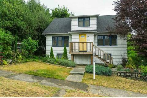House for sale at 733 Thirteenth St New Westminster British Columbia - MLS: R2394326