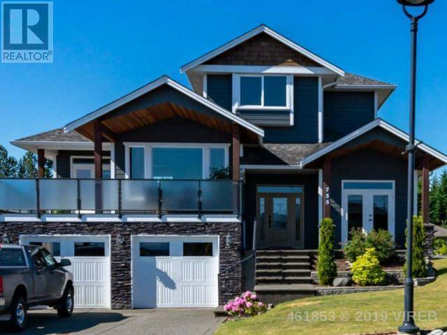 House for sale at 733 Timberline Dr Campbell River British Columbia - MLS: 461853
