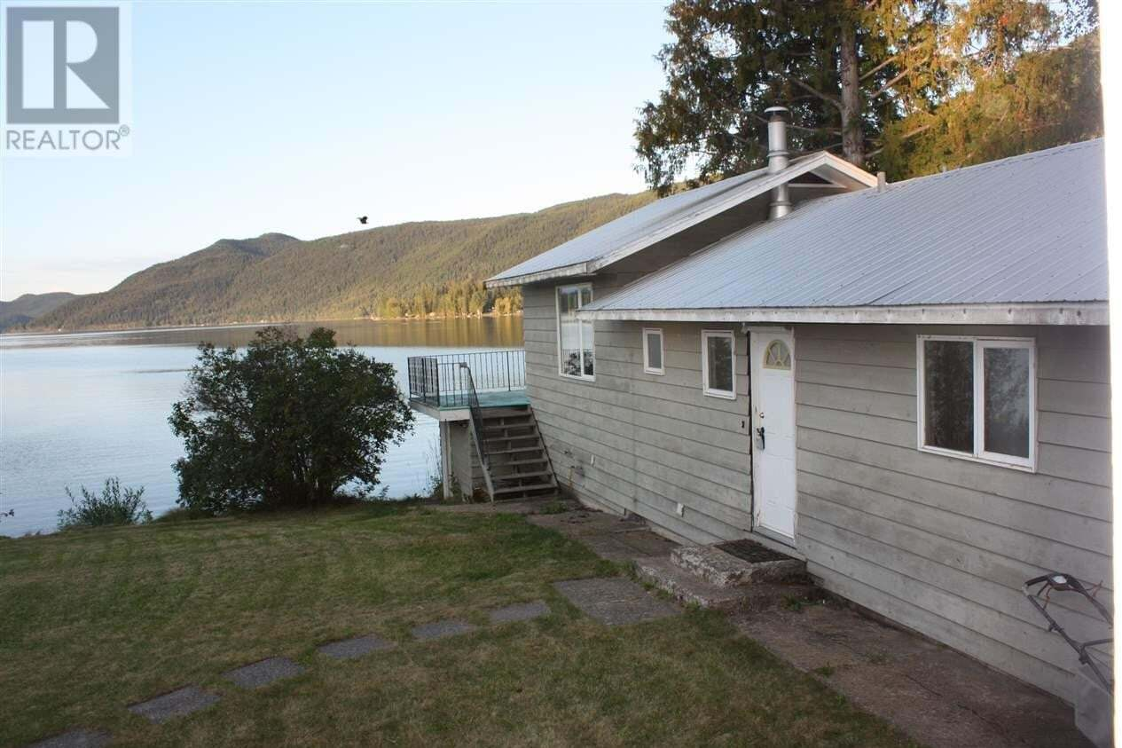 House for sale at 7331 Canim Lake Rd Canim Lake British Columbia - MLS: R2494363