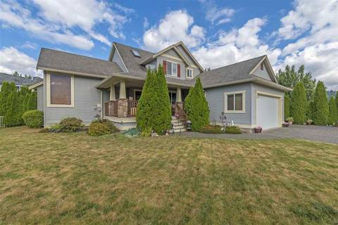 House for sale at 7337 Elm Rd Agassiz British Columbia - MLS: R2370085