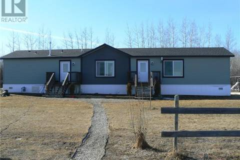House for sale at 17508 Township 734  Unit 734 High Prairie Alberta - MLS: GP204441