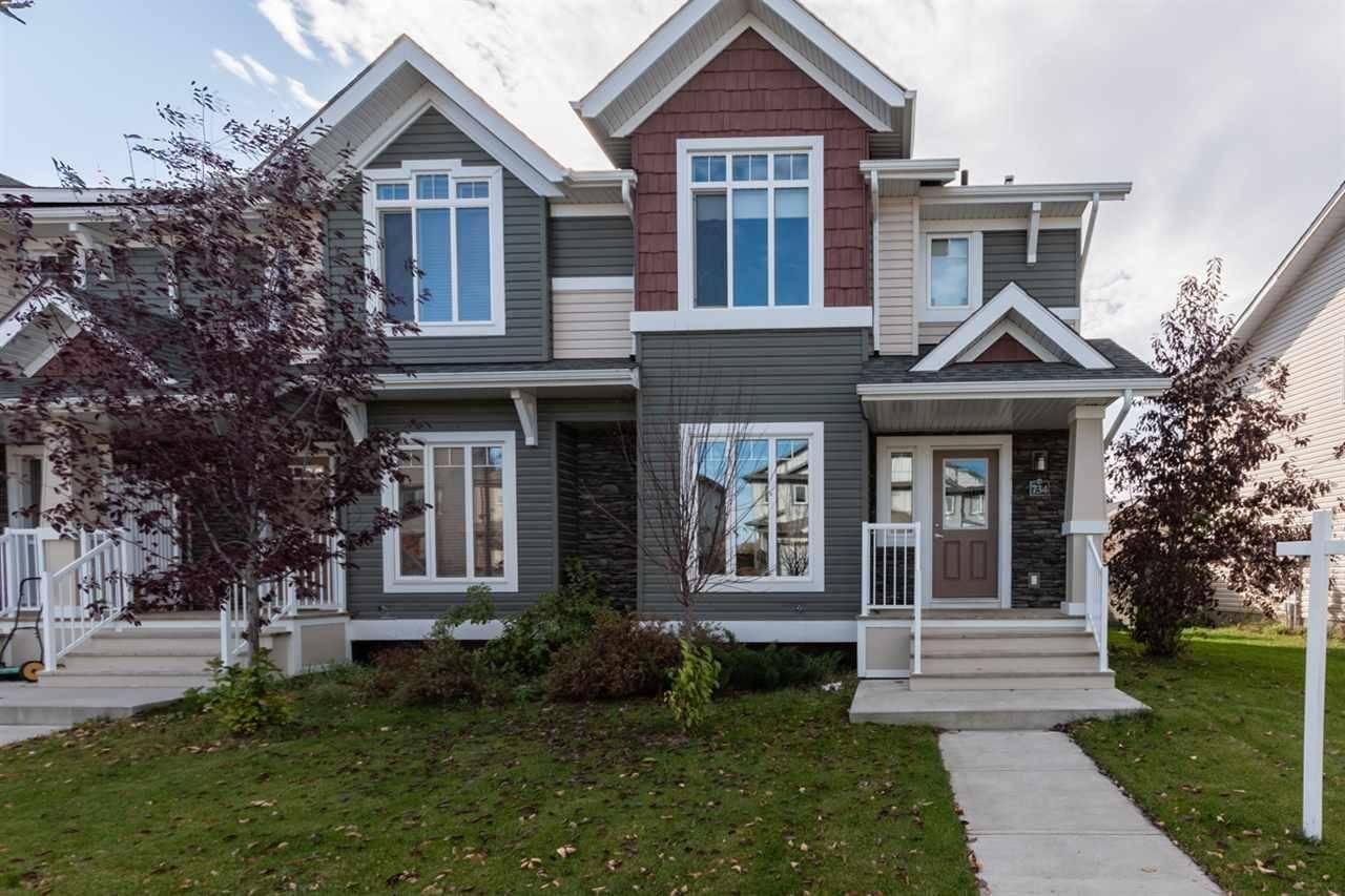 House for sale at 734 176 St Sw Edmonton Alberta - MLS: E4177505