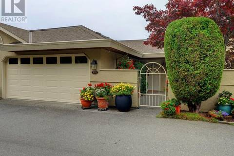 Townhouse for sale at 6880 Wallace Dr Unit 734 Central Saanich British Columbia - MLS: 407536