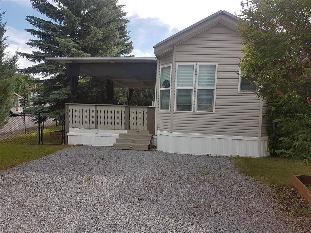 Residential property for sale at 734 Carefree Resort  Gleniffer Lake, Rural Red Deer County Alberta - MLS: C4192620