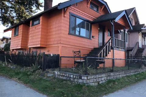 House for sale at 734 41st Ave E Vancouver British Columbia - MLS: R2356720