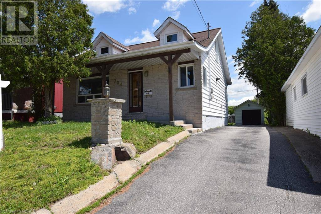 House for sale at 734 Galt St North Bay Ontario - MLS: 196857