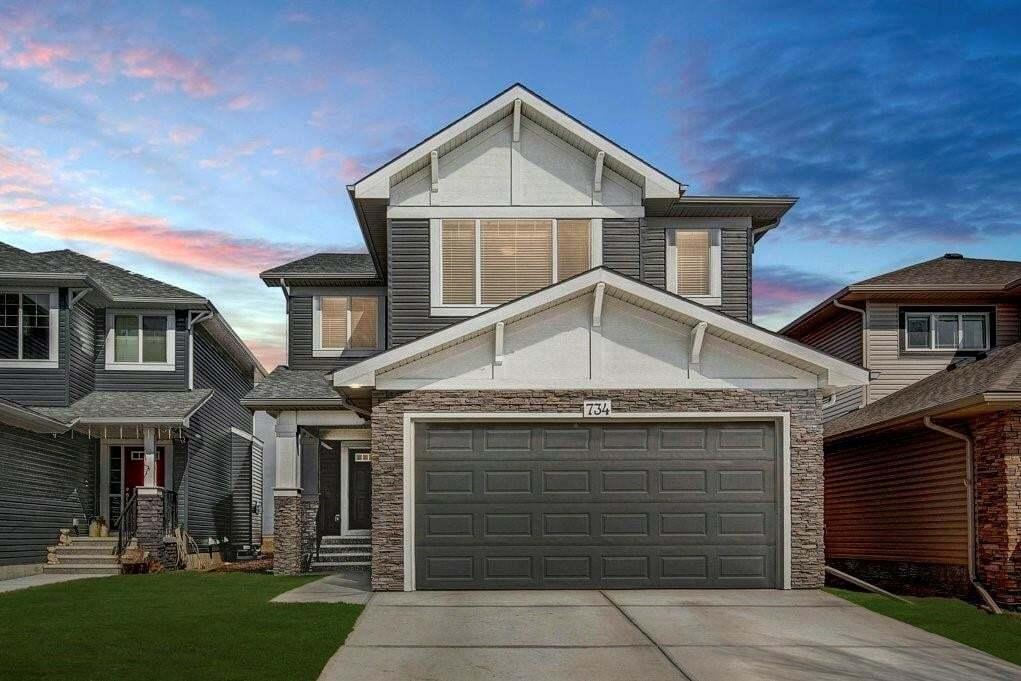 House for sale at 734 Hampton Hills Dr NE Hampton Hills, High River Alberta - MLS: C4294104