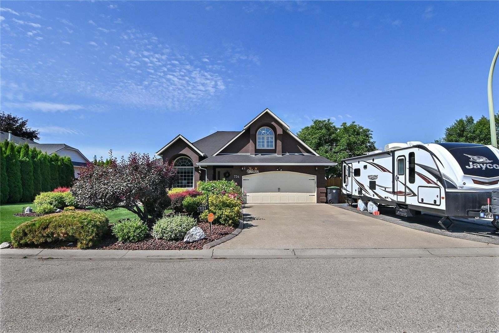House for sale at 734 Mayfair Ct Rutland British Columbia - MLS: 10213644