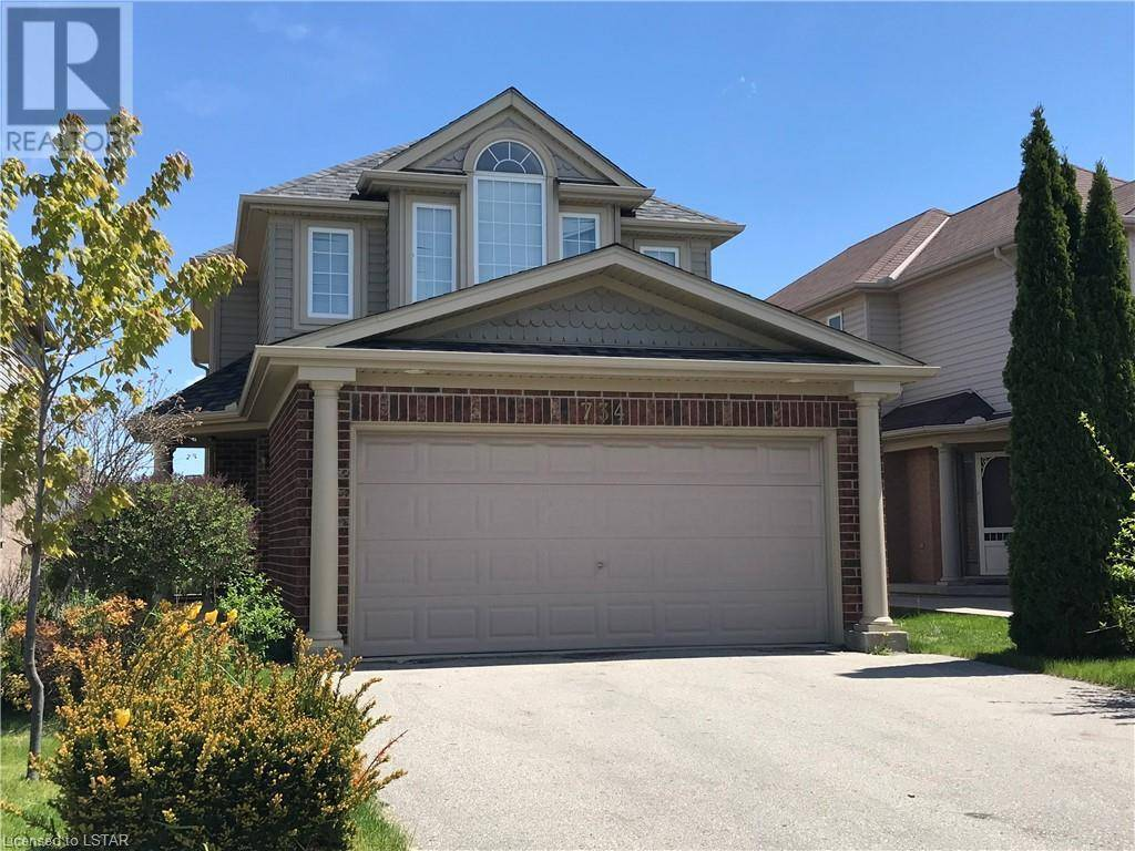House for sale at 734 Oakcrossing Rd London Ontario - MLS: 229742