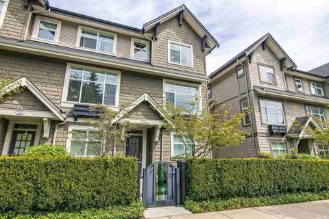 Townhouse for sale at 734 Orwell St North Vancouver British Columbia - MLS: R2409884