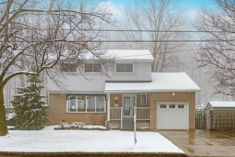 House for sale at 734 Scenic Dr Hamilton Ontario - MLS: X4731427