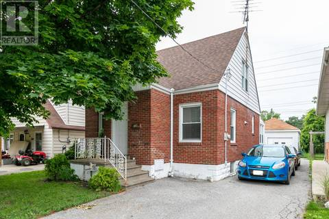 House for sale at 734 South Pacific  Windsor Ontario - MLS: 19021923