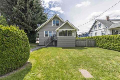 House for sale at 734 Tenth St New Westminster British Columbia - MLS: R2475321