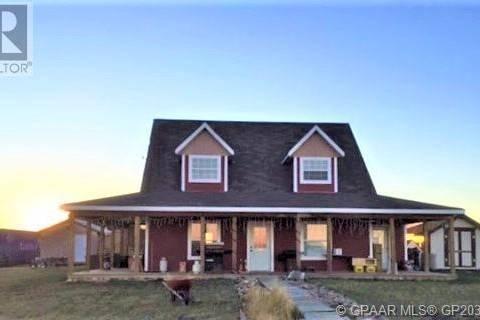 House for sale at 734014 Range Road 51  Sexsmith Alberta - MLS: GP203124