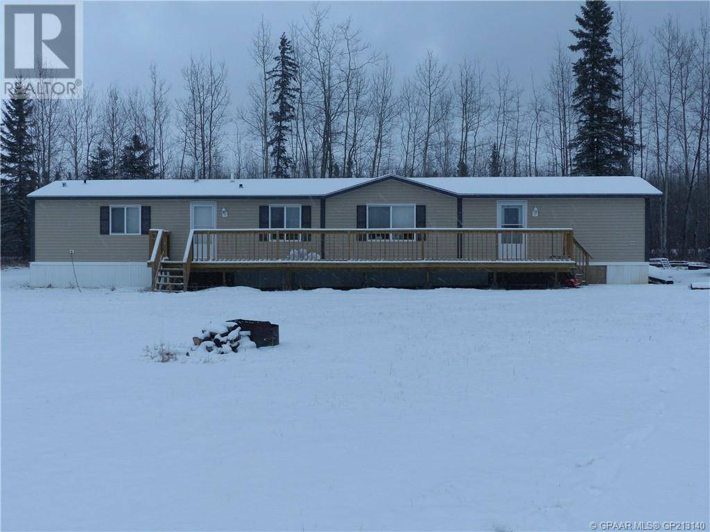 House for sale at 73430 Range Road 161  High Prairie Alberta - MLS: GP213140