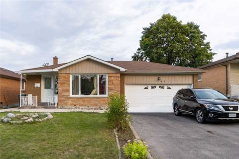 House for sale at 7348 Redstone Rd Mississauga Ontario - MLS: W4584099