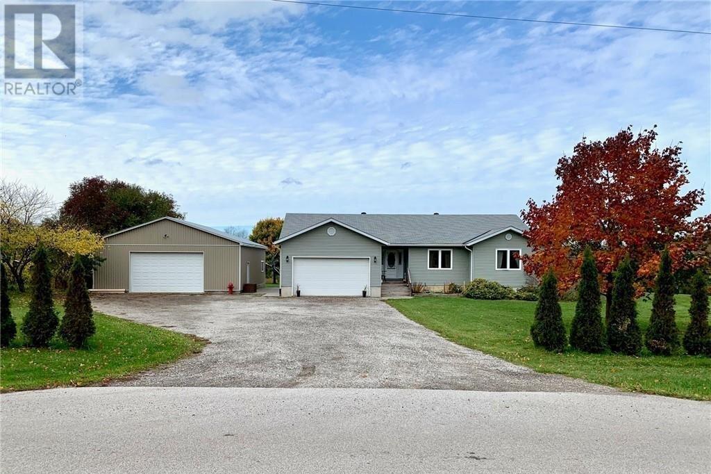 House for sale at 735 Bruce Road 33  Port Elgin Ontario - MLS: 40035713