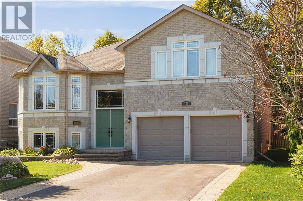 House for sale at 735 Fortye Dr Peterborough Ontario - MLS: 227552