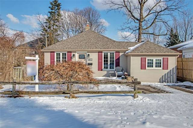 Sold: 735 Hillcrest Road, Pickering, ON
