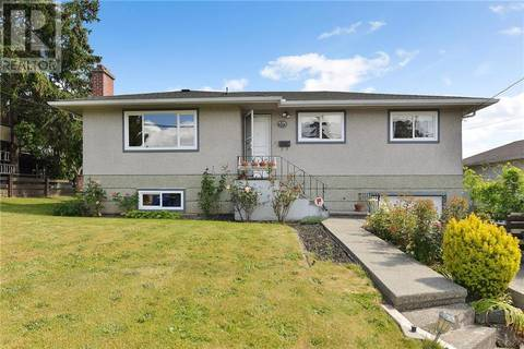 House for sale at 735 Lily Ave Victoria British Columbia - MLS: 412001