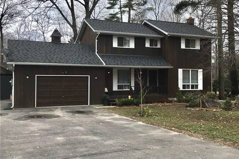 House for sale at 735 Muskoka Beach Rd Gravenhurst Ontario - MLS: 191356
