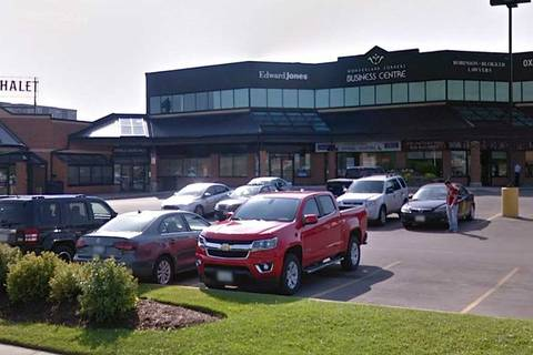 Commercial property for lease at 735 Wonderland Rd London Ontario - MLS: X4637299
