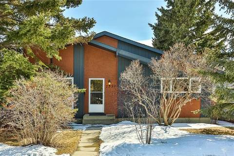 House for sale at 7351 Silver Springs Rd Northwest Calgary Alberta - MLS: C4293067