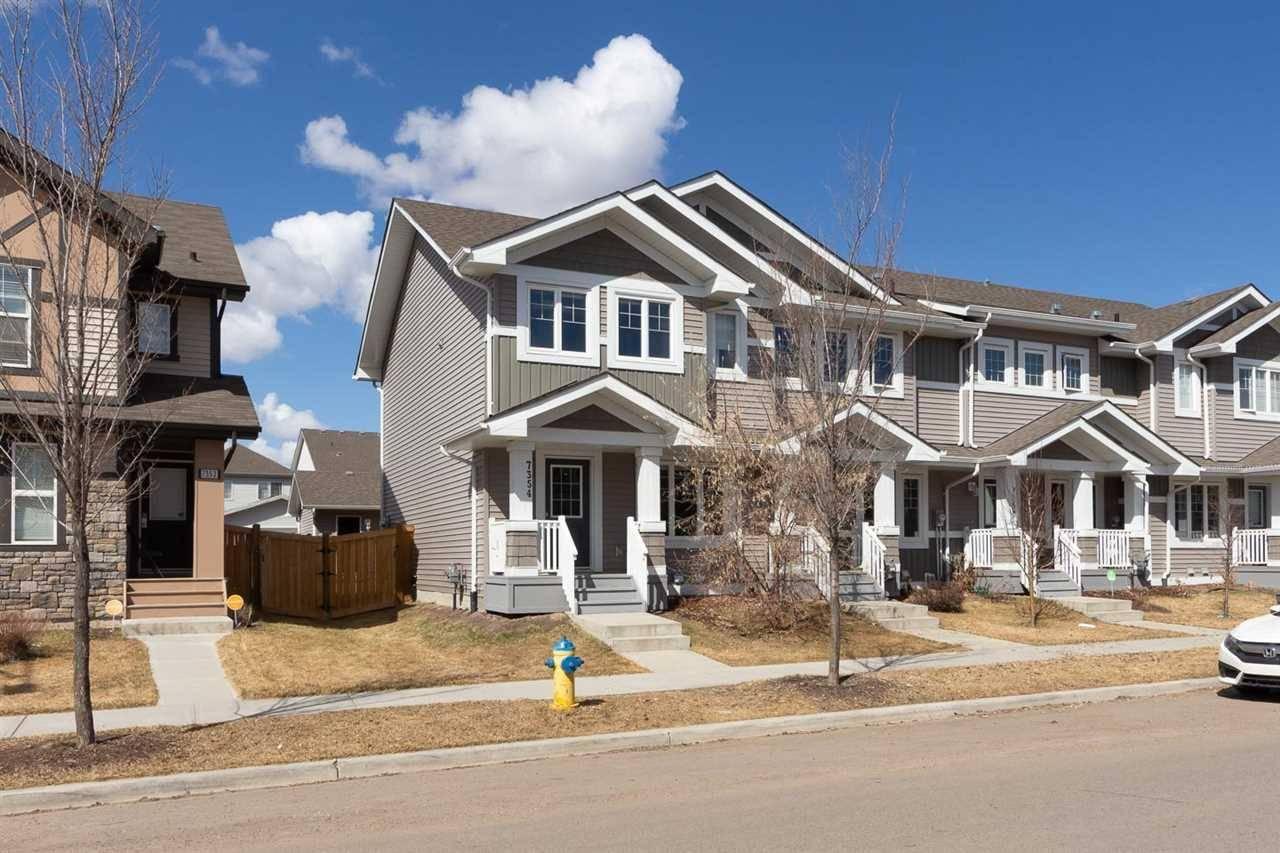 House for sale at 7354 Edgemont Wy Nw Edmonton Alberta - MLS: E4194970
