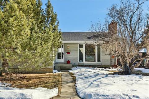 House for sale at 7355 Silver Springs Rd Northwest Calgary Alberta - MLS: C4293242